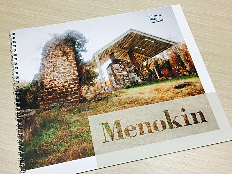 Menokin Campaign cover