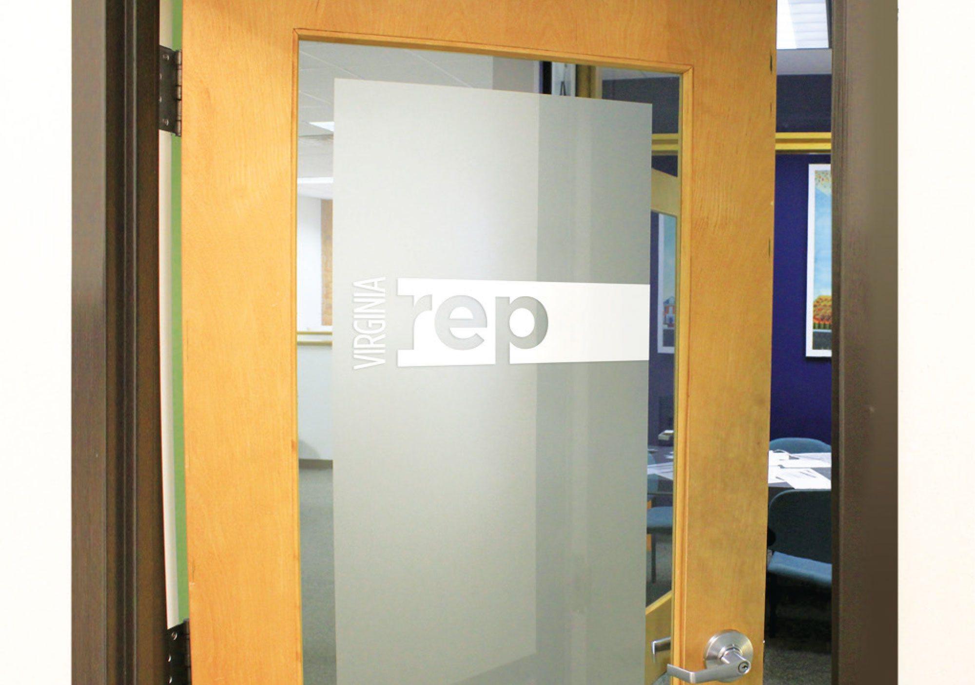 Office Door Signage