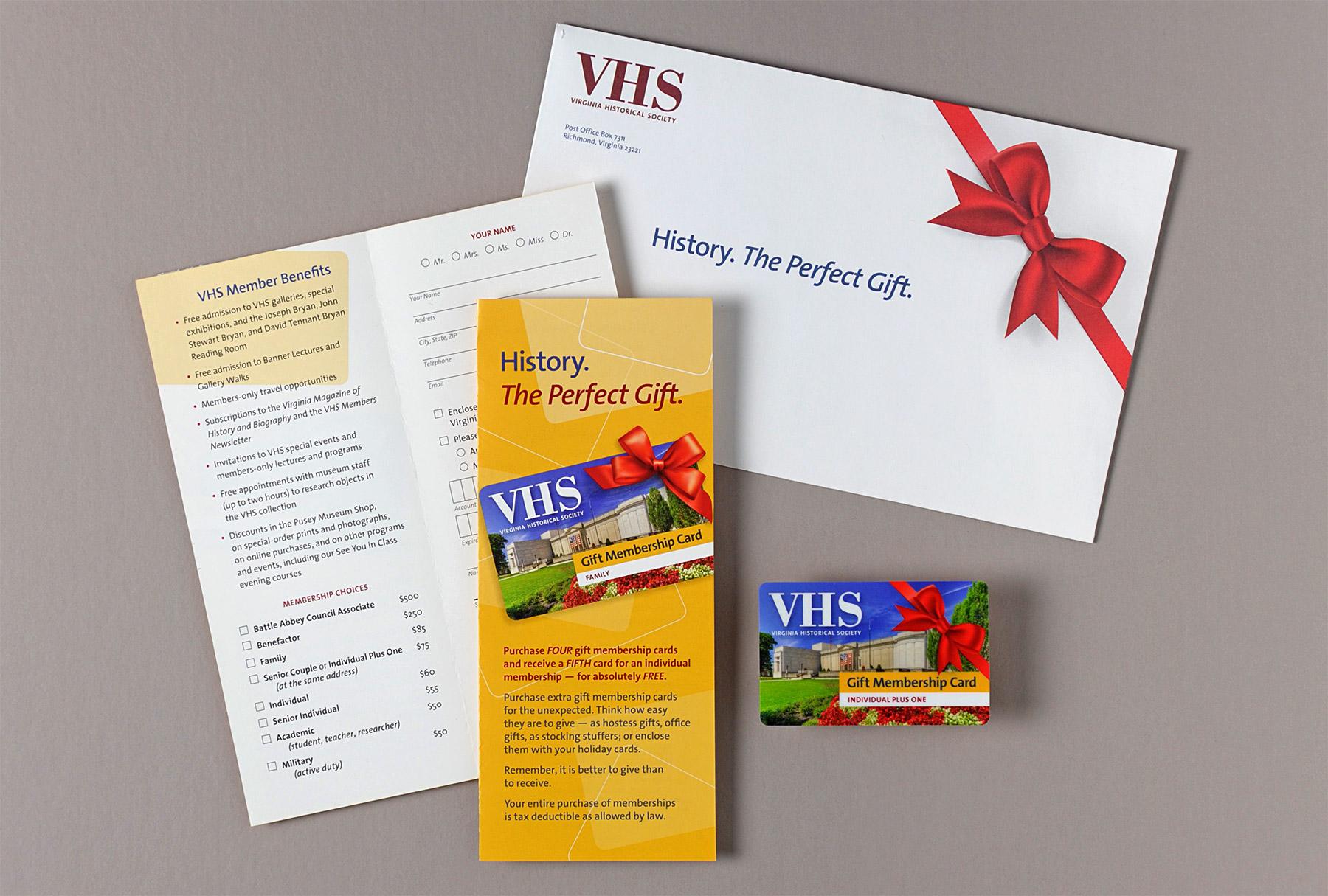 Membership Gift Card