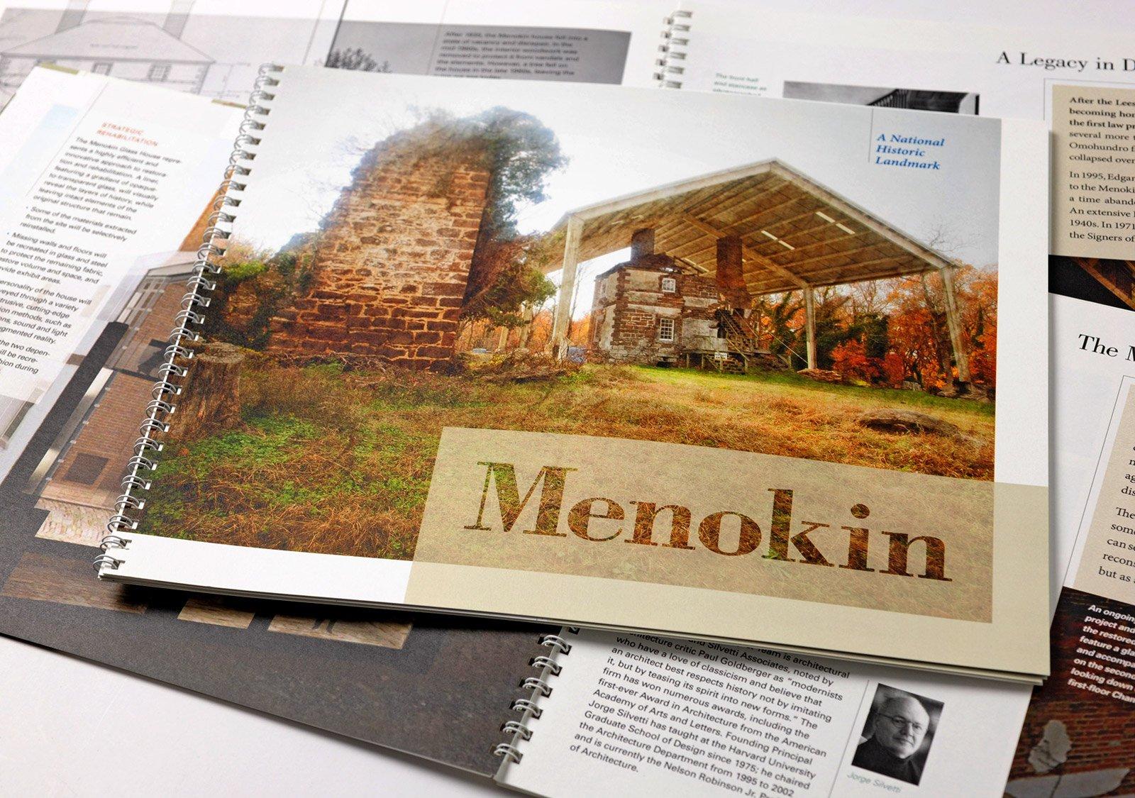 Menokin Campaign Statement