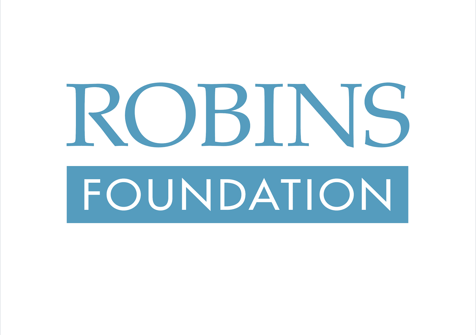 Robins Foundation logo