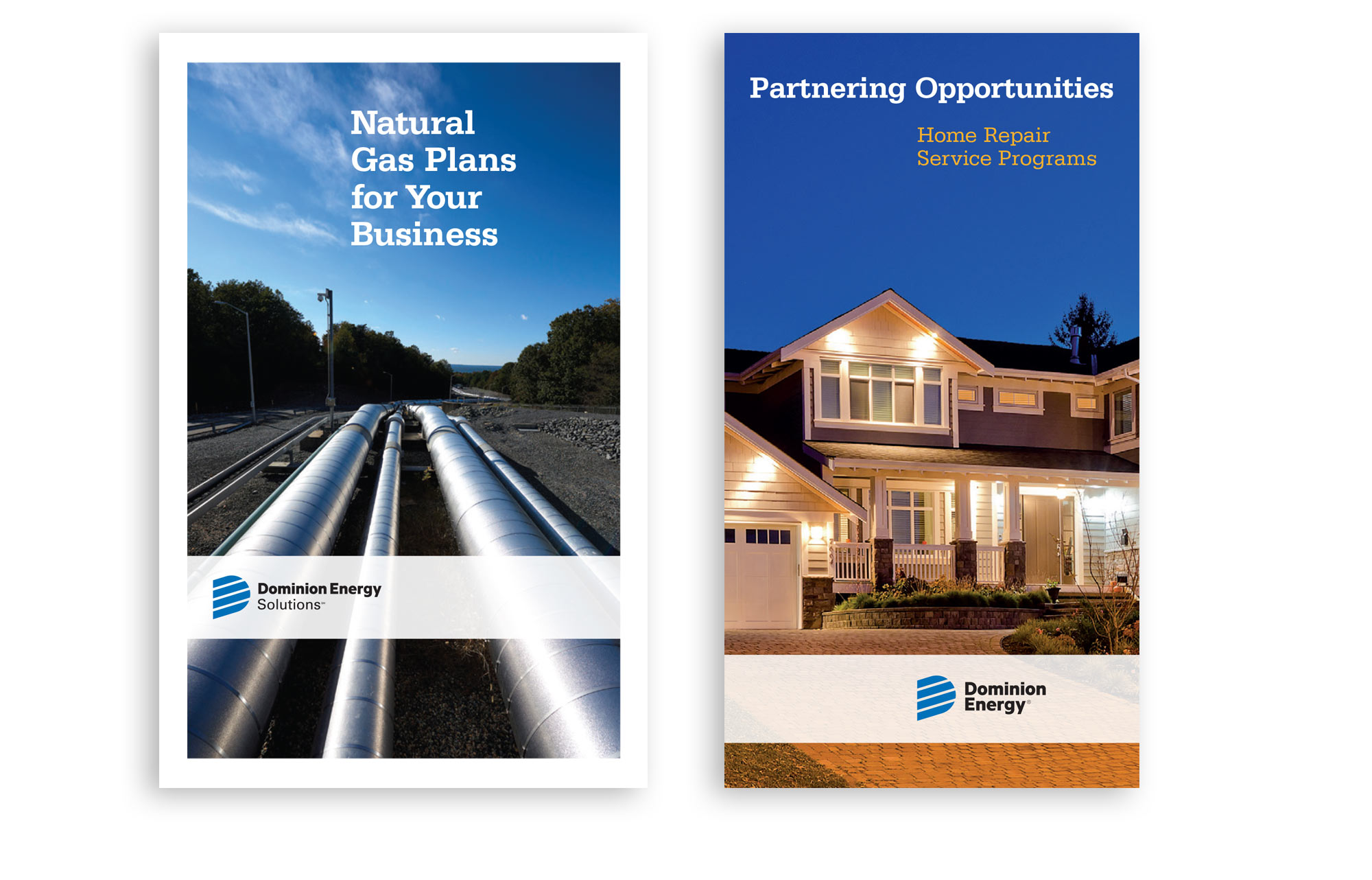 Dominion Gas Brochures