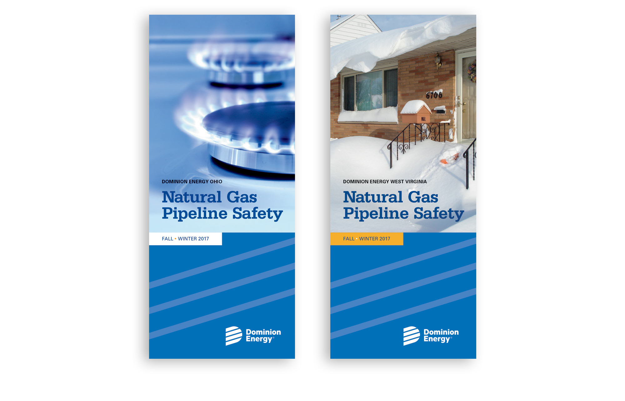 Dominion Gas Safety Inserts