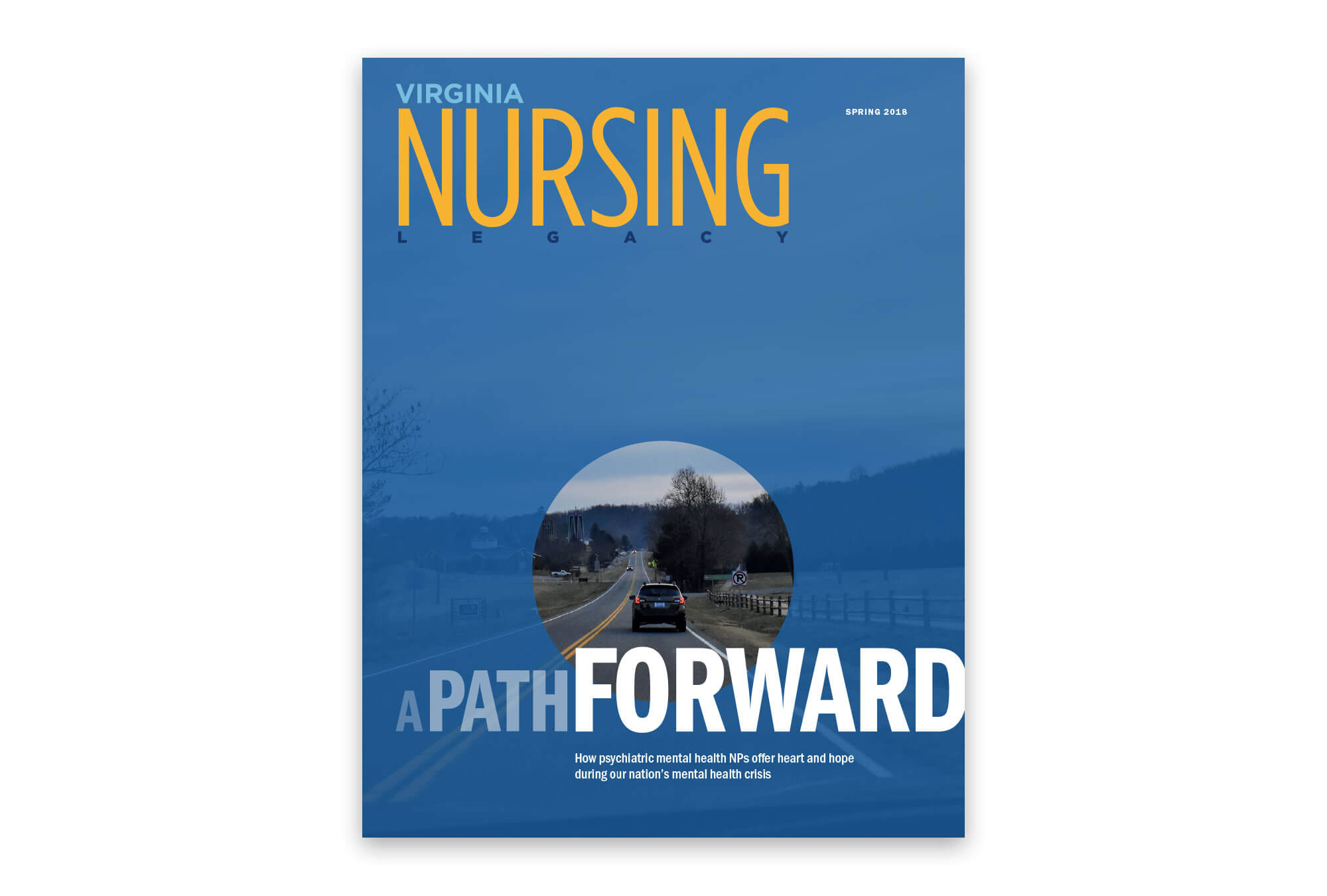 Sprint 2018 Cover - A Path Forward