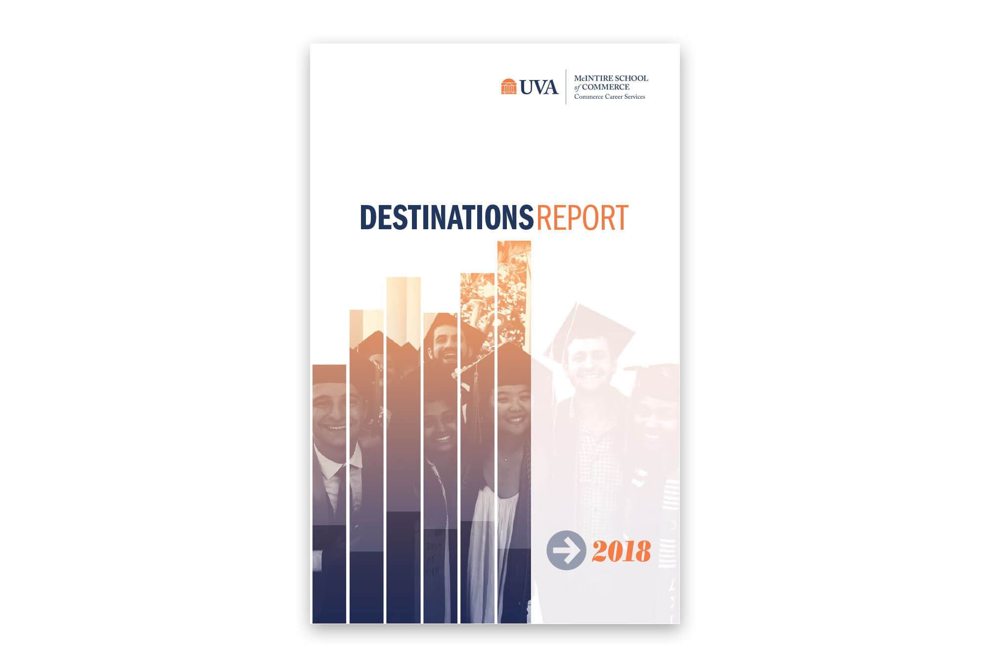 Destinations Report cover