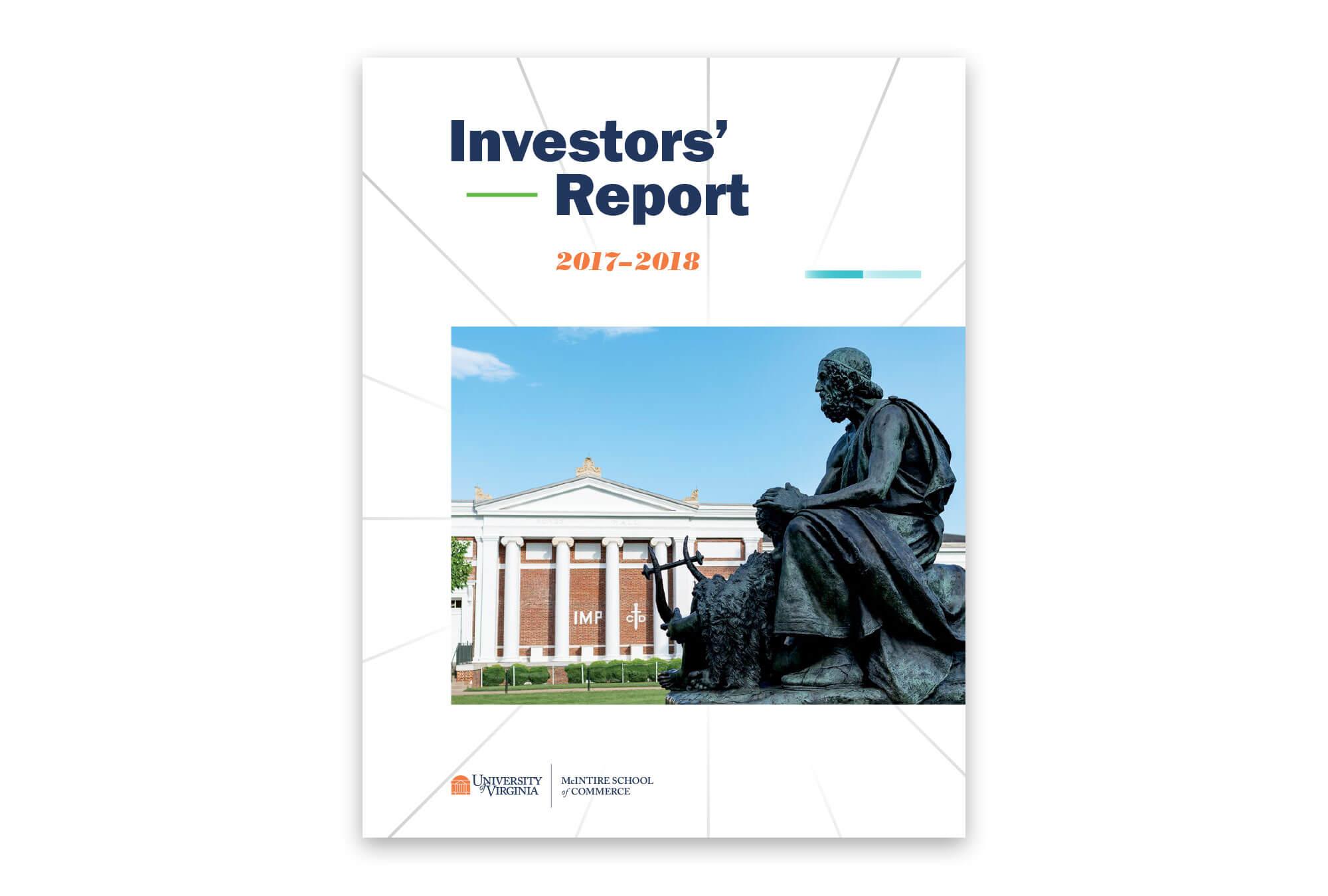 Investors Report cover