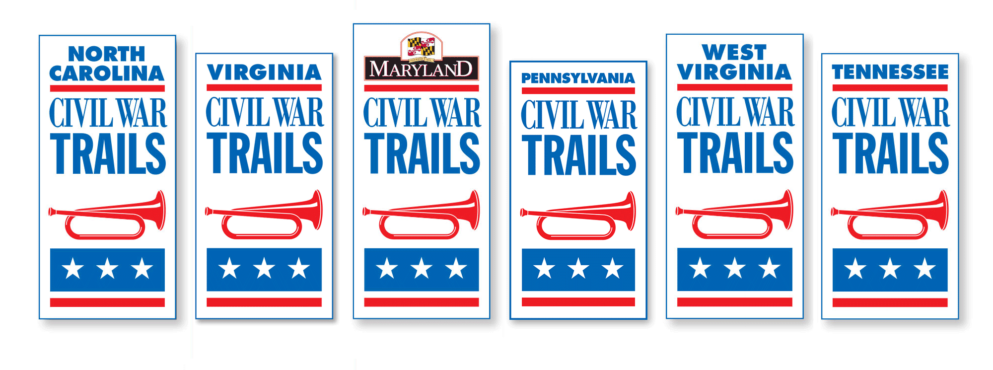 Trail Blazer Signs