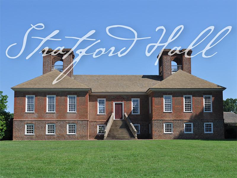 Stratford Hall house